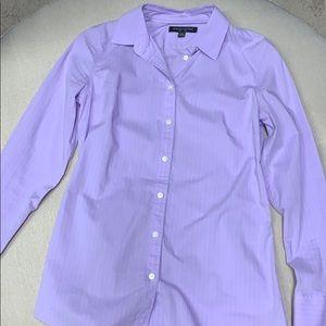 Banana Republic Riley shirt size 2